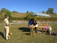 Národná výstava psov 1. októbra 2011 - Záhorská Ves